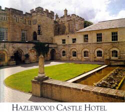 Hazlewood Castle, North Yorkshore, England